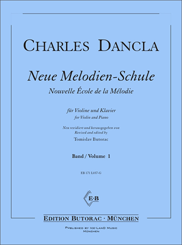 Cover - Neue Melodien-Schule - Band 1